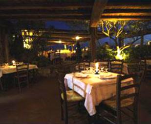 Agriturismo Restaurant Sardinien Unterkunft