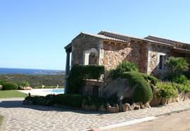Verkauf Vill mit Pool Sardinien Unterkunft